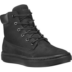 "Timberland Londyn Boots 6"" Women black nubuck"